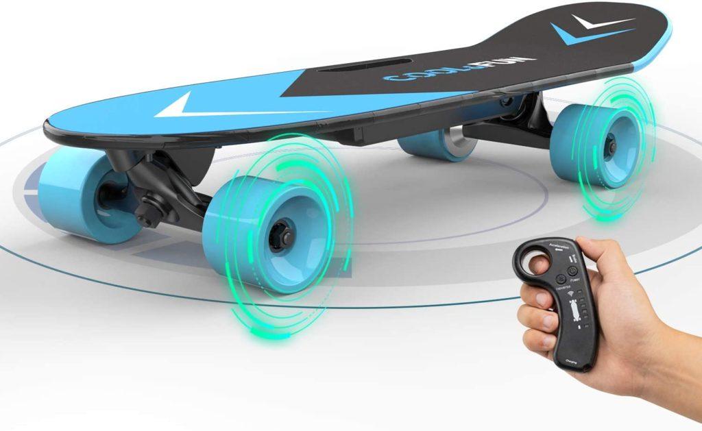 test SOUTHERN WOLF Skateboard Électrique